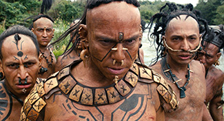 apacolypto critique This is a review of apocalypto, not of mel gibson of a movie about mayans and a civilisation on the verge of collapse, not of a drunken rant in malibu and a reputation forever tainted.