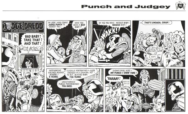 Judge Dredd (bande dessinée)